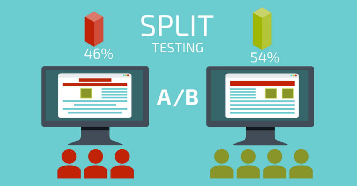 Image result for split testing