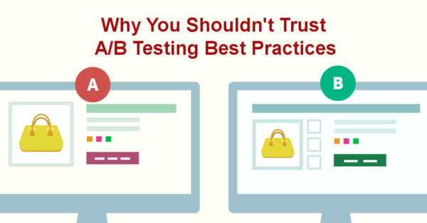 Why you shouldn't trust A/B testing case studies
